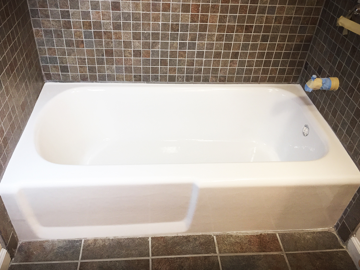 Charlotte refinishing professional bathtub refinishing for Bathtub refinishing