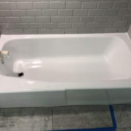 bathtub tub refinishing charlotte