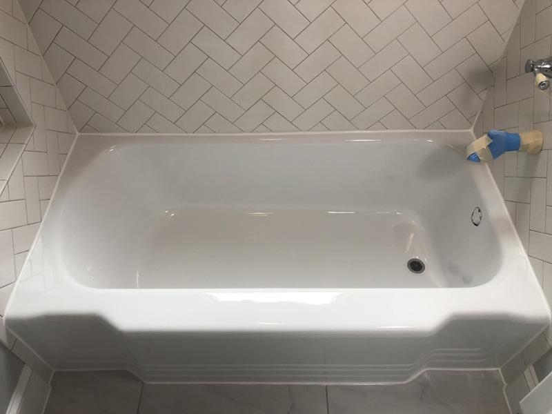 bathtub refinishing concord nc